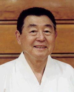 O Sensei Richard Kim